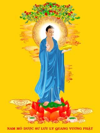 Banner Phật Dược Sư