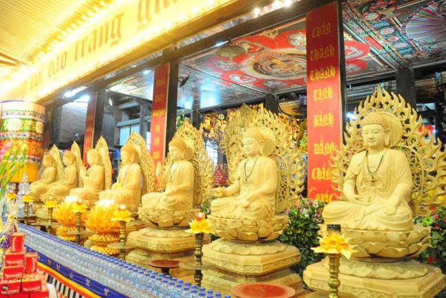 Lược sử Đức Phật Dược Sư Lưu Ly Quang Như Lai