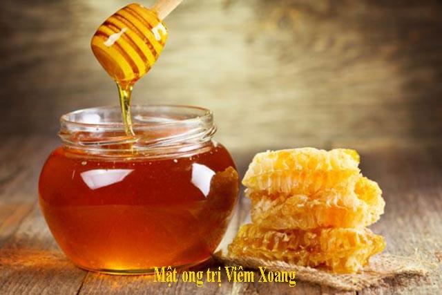 Mật ong chữa bệnh viêm xoang, viêm xoang mạn tính